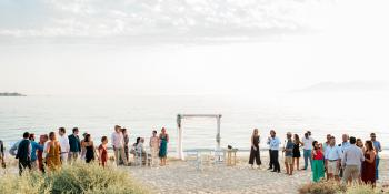 5 Secrets to a Beach Wedding in Naxos
