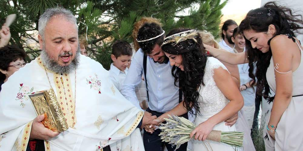 Vasilis & Maria: A Greek Orthodox Wedding at Agios Georgios & Kato Potamia