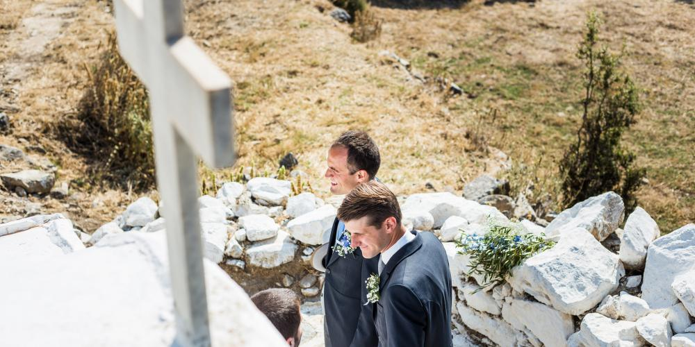 Julien & Hermione: A Parisian Affair A Greek Orthodox Wilderness Wedding